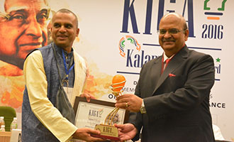 Akshaya Patra receives Kalam Memorial Award 2016