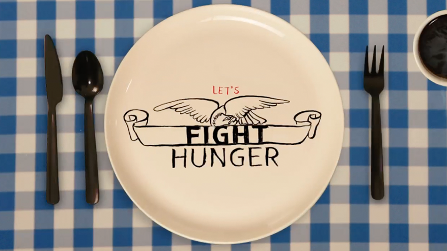 Appeal to do your bit to help children fight hunger
