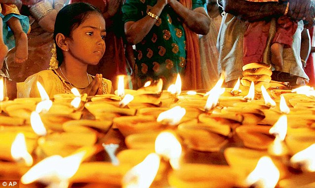 Sparkle their life this Diwali