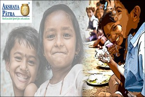 Rs 750 can feed a child for an year. Did you know?