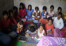 EDUCATION FOR STREET CHILDREEN