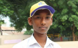 Multi-talented Teen - Dashrath