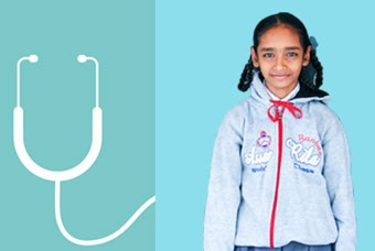 Revati – Dreaming of ensuring children's health as a pediatrician