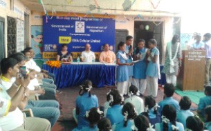 Idea Cellular Programme held in Jaipur