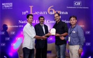 Akshaya Patra Wins Lean Six Sigma Award 2016