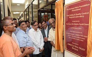 First Food Safety and Quality Control Lab opened in Ahmedabad