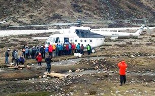 One lakh meals to be airlifted to earthquake hit Nepal