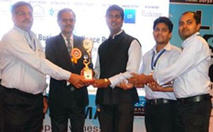 Platinum win at 3rd Annual Convention and Competition of Lean Six Sigma
