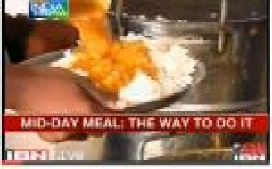 A success story of mid-day meals