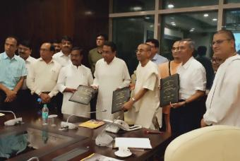 MoU Signed Between Madhya Pradesh Government and Akshaya Patra