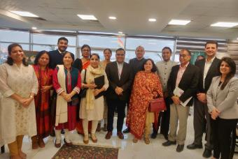 The National Health Authority signs MoU with Akshaya Patra, Bharti Foundation and HelpAge India