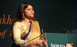 Hostess with Flair - Ms Vasanthi Hariprakash