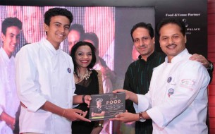 Presenting Shivant Malkani's newly launched book 'Food'