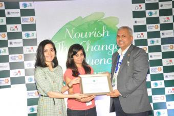 Glimpse of Nourish the Change Confluence