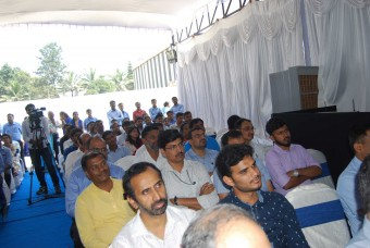 Attendees from Akshaya Patra and Bosch