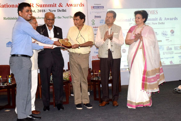 Akshaya Patra wins CSR TIMES Award 2018 and CSR Health Impact Award 2018