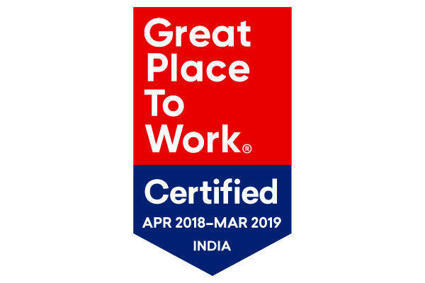 'Great Place to Work' Certification