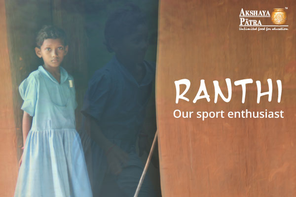 Ranthi a ray of hope