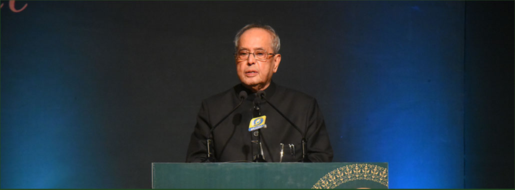 President of India at Akshaya Patra