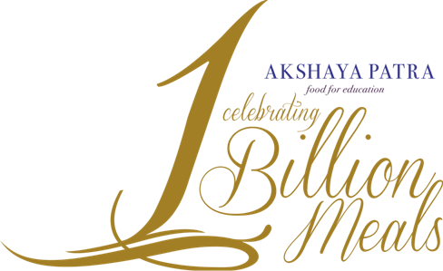 Billionth Meal Logo