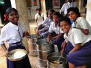 Akshaya Patra mid day meal programme school children