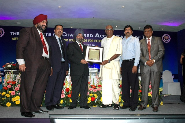 Akshaya Patra, a five-time winner for excellence in financial reporting