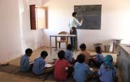 Children in Government School