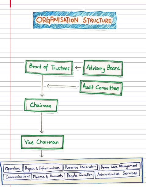 Organisational Structure